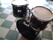 PEARL Drum Set 3 PIECE FORUM DRUM KIT
